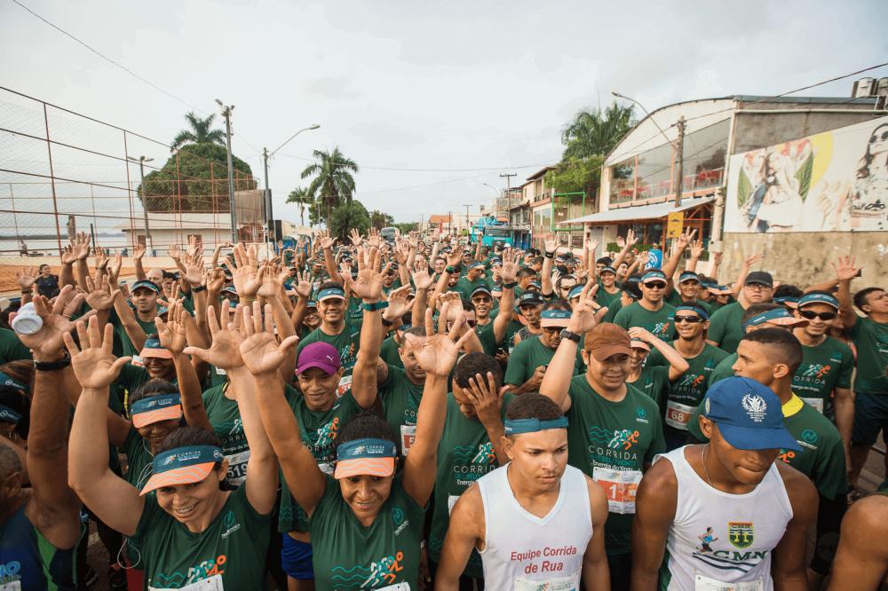 Imagens da corrida de 2018 – Créditos Jaime Souzza/ Acervo Norte Energia