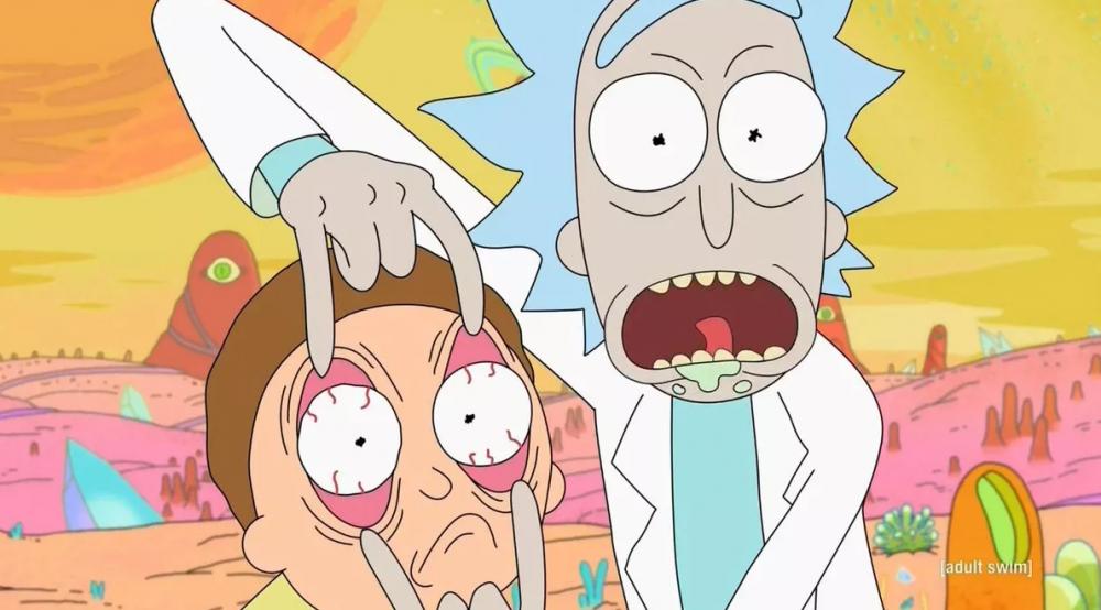 Surpresa: Netflix recebe novos episódios de Rick and Morty. Imagem: Reprodução