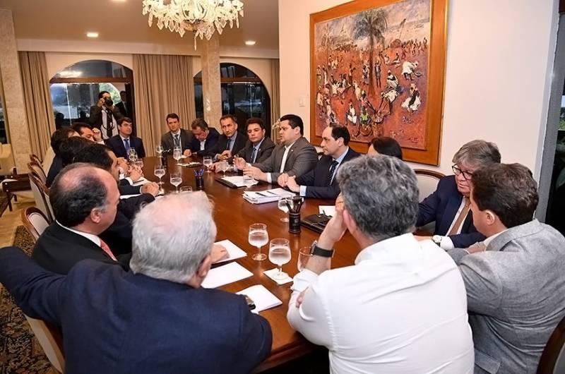 Pará discute em Brasília destinação de recursos do leilão do petróleo