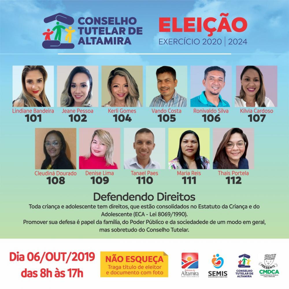 Fotos: Divulgação/Conselho Tutelar