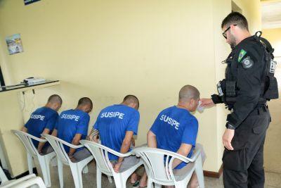 Governo transfere detentos envolvidos em mortes no presídio de Altamira