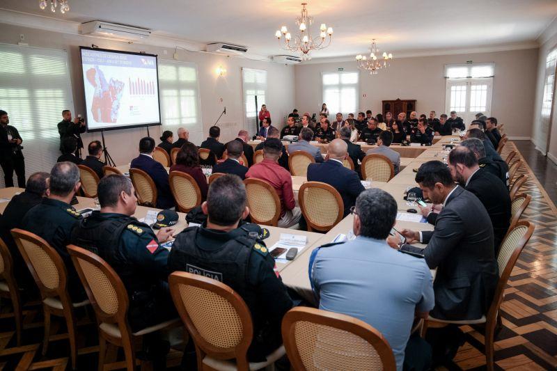 Gestores de segurança pública atestam redução da criminalidade em todo o Pará