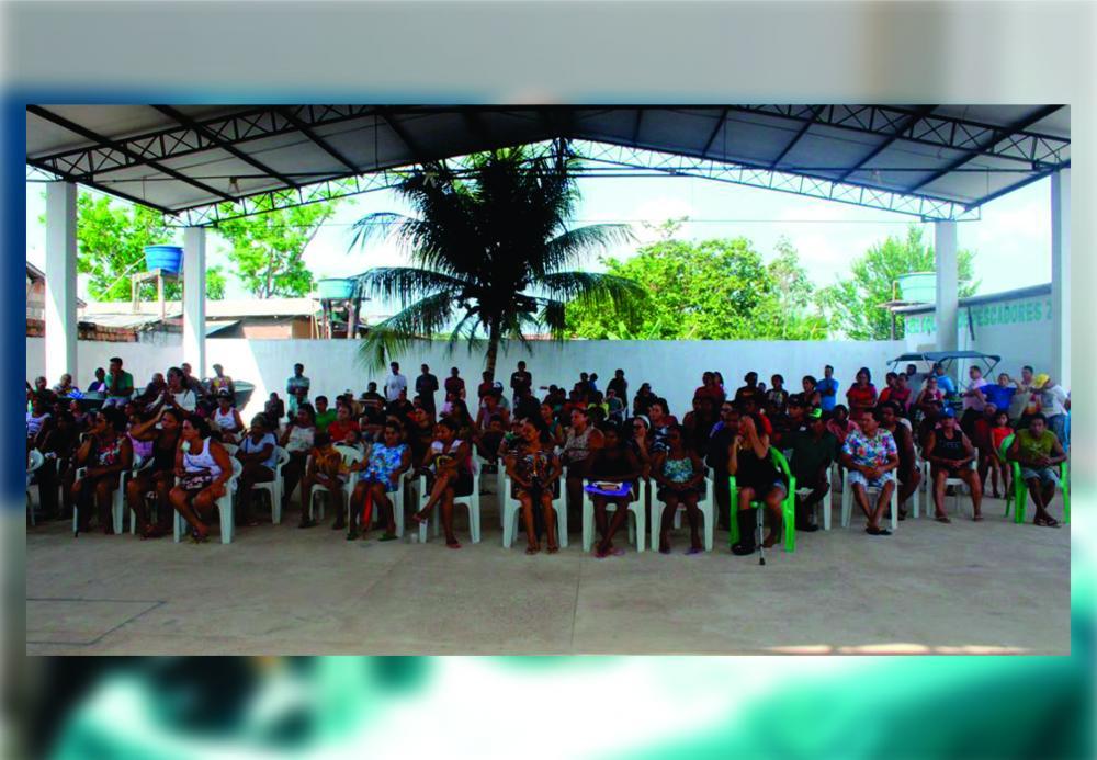 Preservação é debatida em Vitória do Xingu
