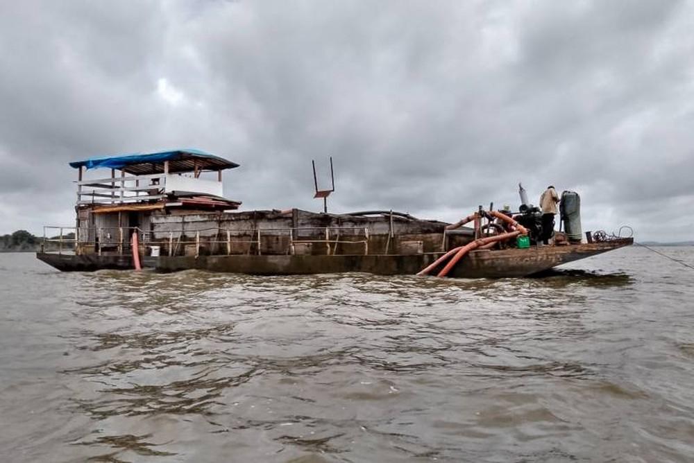 Semas autua cinco empresas de extração de seixo do rio Xingu por funcionarem sem licença ambiental