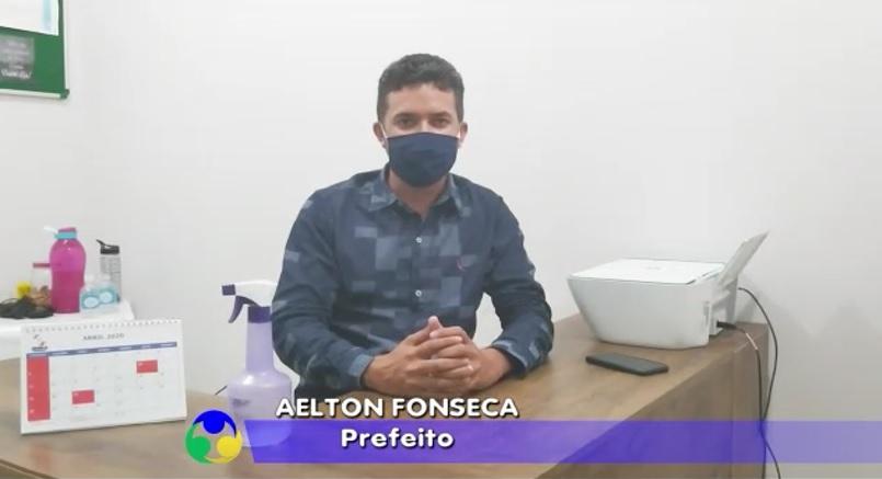 Prefeito de Anapú anuncia 4 casos de covid-19 no município.