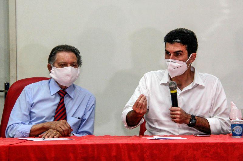 Governo assina convênio para construção do Hospital de Campanha de Altamira