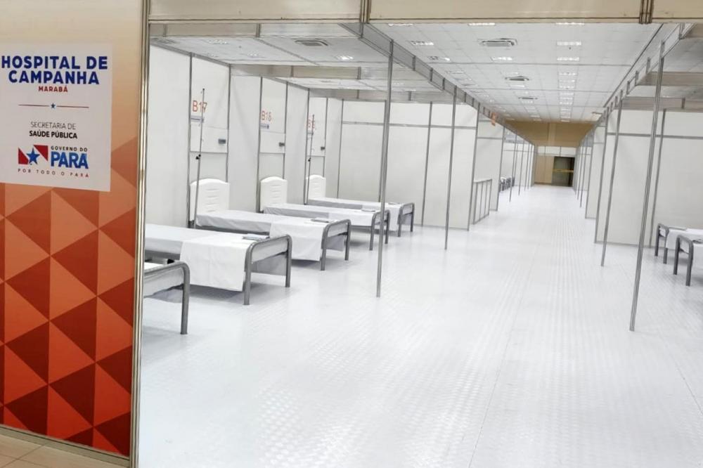 Prefeitura de Altamira define local do Hospital de Campanha