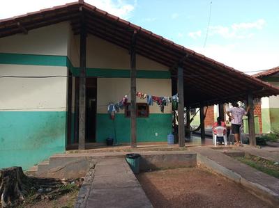 Foto da Casai de Marabá, da ação judicial do MPF.