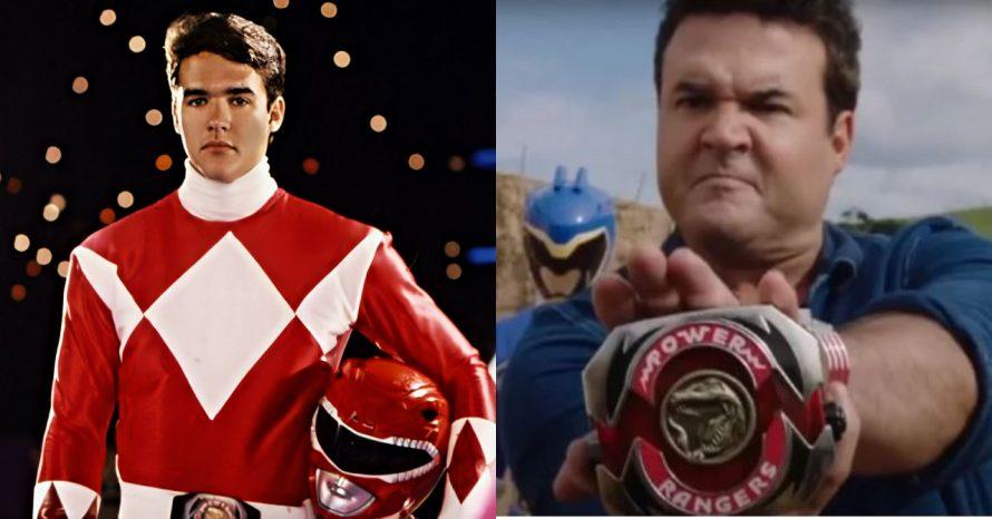 Power Rangers: Austin St. John volta a viver Jason em crossover; assista
