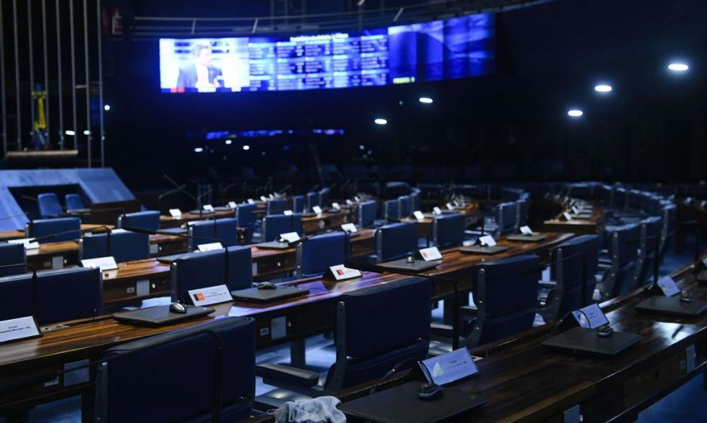 Foto: Divulgação-Agência Senado