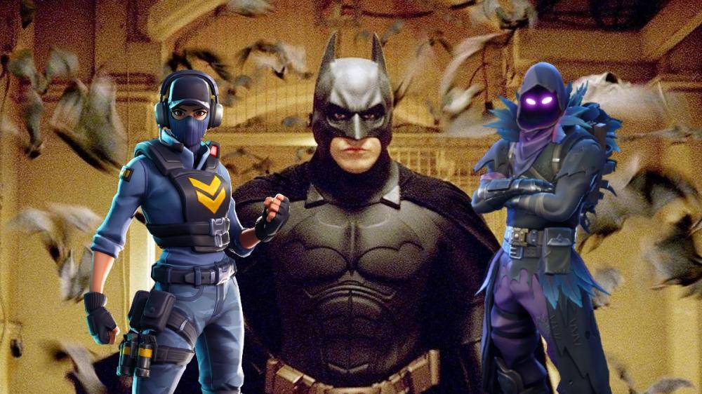 Fortnite vai exibir Batman Begins para jogadores no Brasil