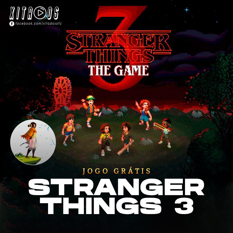 STRANGER THINGS 3: THE GAME E AER: MEMORIES OF OLD ESTÃO GRÁTIS PARA PC.