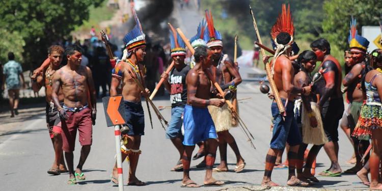 Pará é o segundo em mortes de indígenas por covid-19