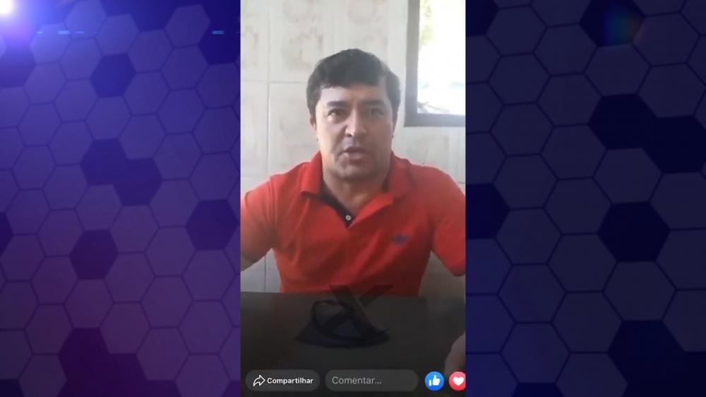 'Fazer muito e roubar pouco', disse presidente do diretório do PT em Laje de Muriaé no Rio de Janeiro; veja vídeo que viralizou