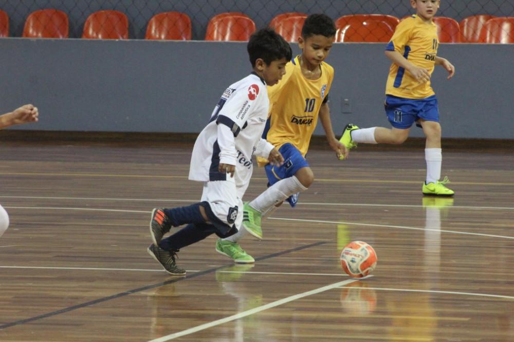 Futsal azulino disputa 17ª Supercopa América