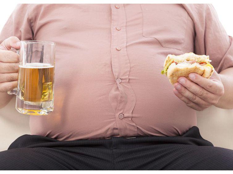 Obesidade no país aumentou entre 2006 e 2018, diz pesquisa