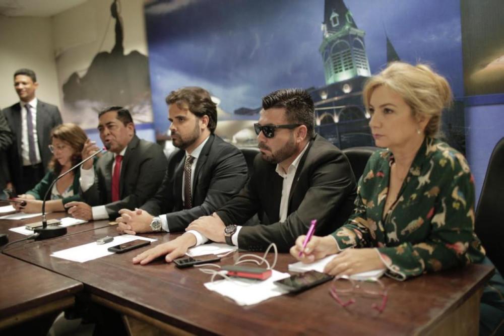 Deputados reúnem e avaliam sobre os assassinatos de presos de Altamira