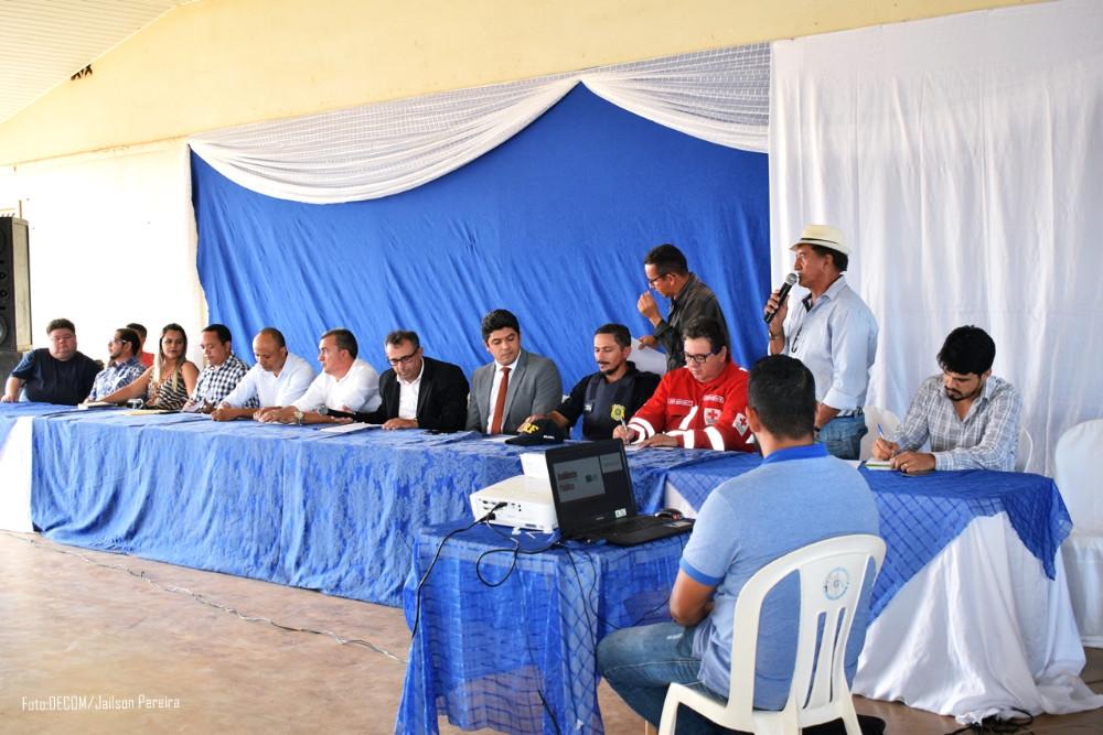 Audiência discute mudanças no trânsito em Pacajá