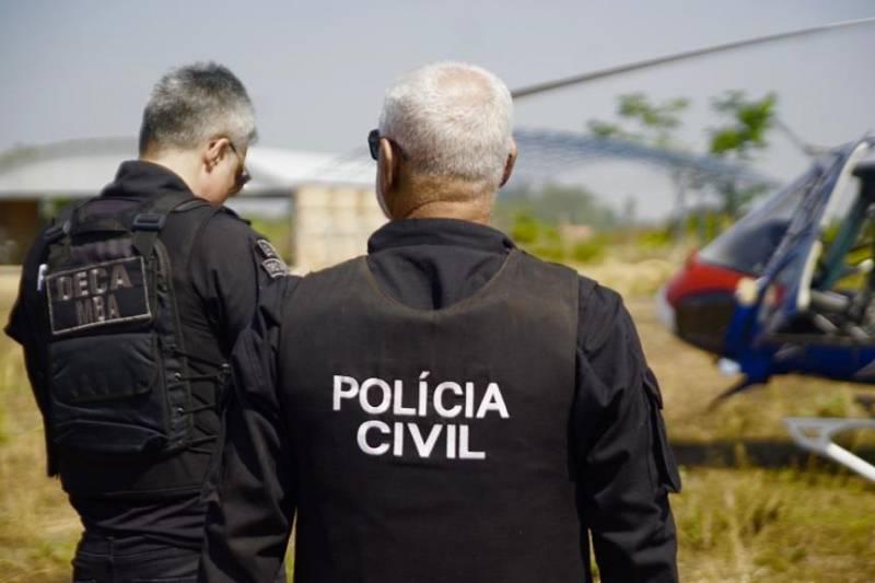 Polícia Civil dá continuidade às investigações sobre crimes ambientais em São Félix do Xingu
