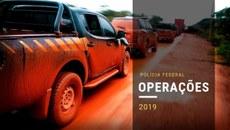 PF cumpre 07 mandados de busca e apreensão e 03 mandados de prisão preventiva no interior do Pará